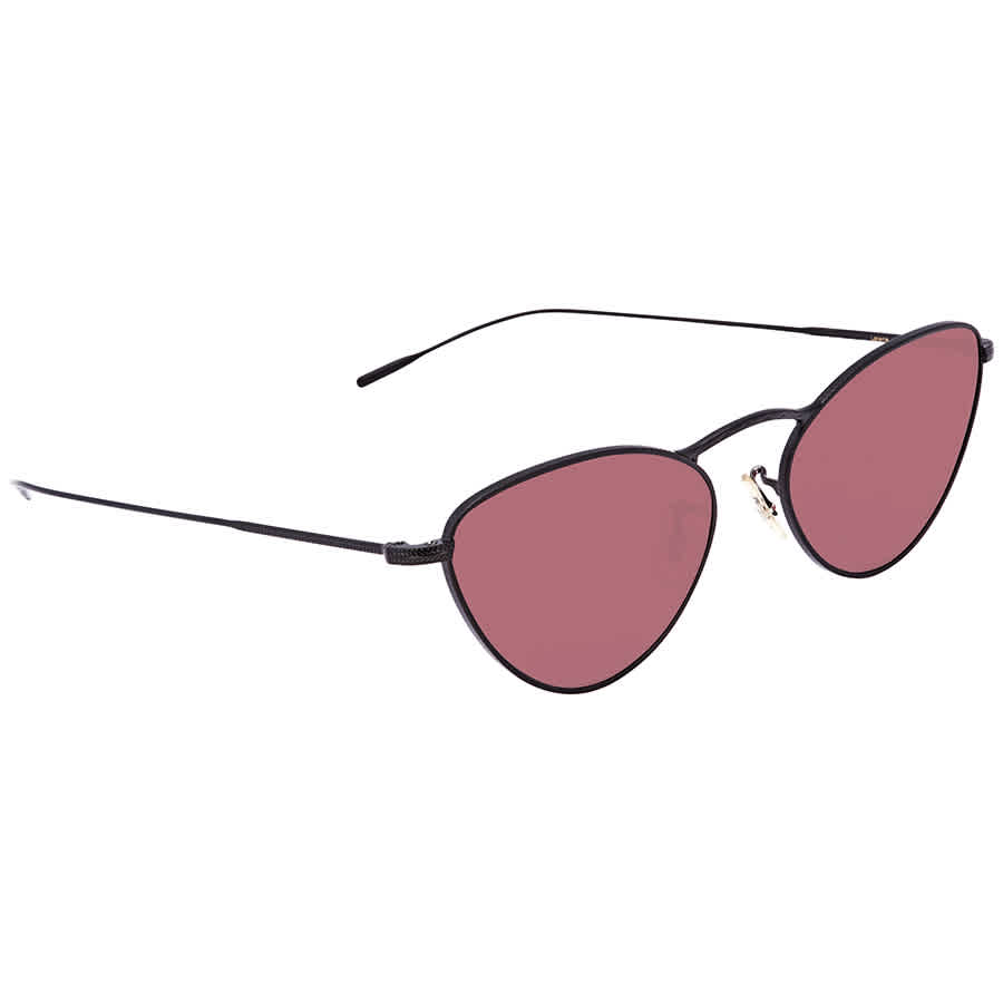 Authentic Oliver Peoples 0OV1272S Taron 5036K3 Silver//Soft Tan Sunglasses