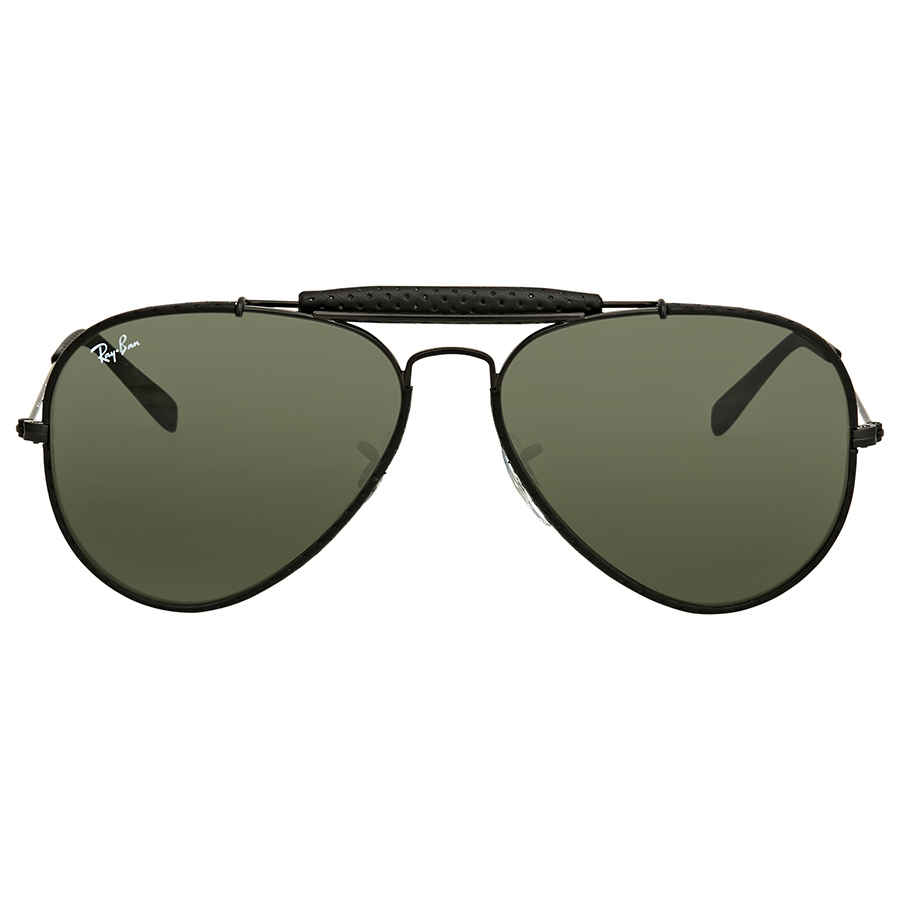 Ray Ban Outdoorsman Craft Green Classic G-15 Men s Sunglasses RB3422Q 9040  58 10ebfff85e