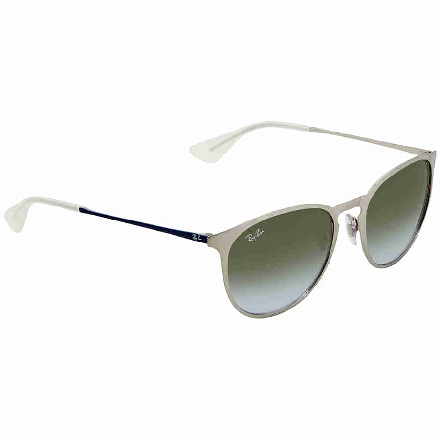 898b473089 Ray Ban Erika Green Gradient Round Sunglasses RB3539 9080I7 54 ...