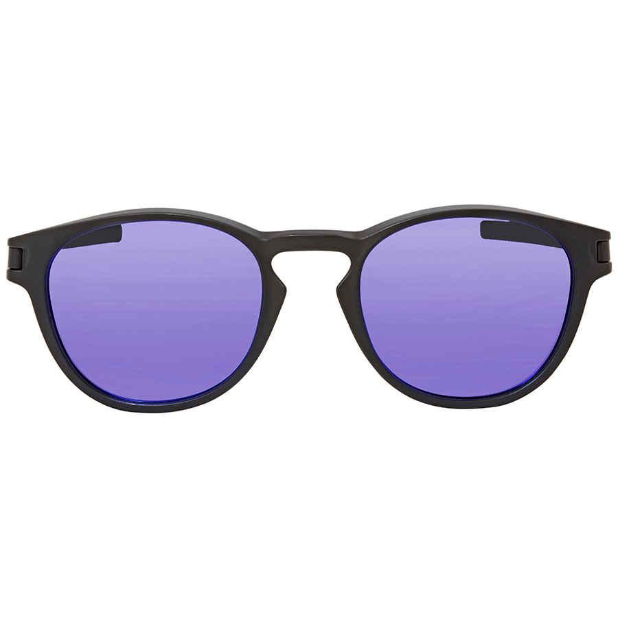 f9dd86e29 Oakley Latch Violet Iridium Round Sunglasses OO9265-926506-53 OO9265 ...