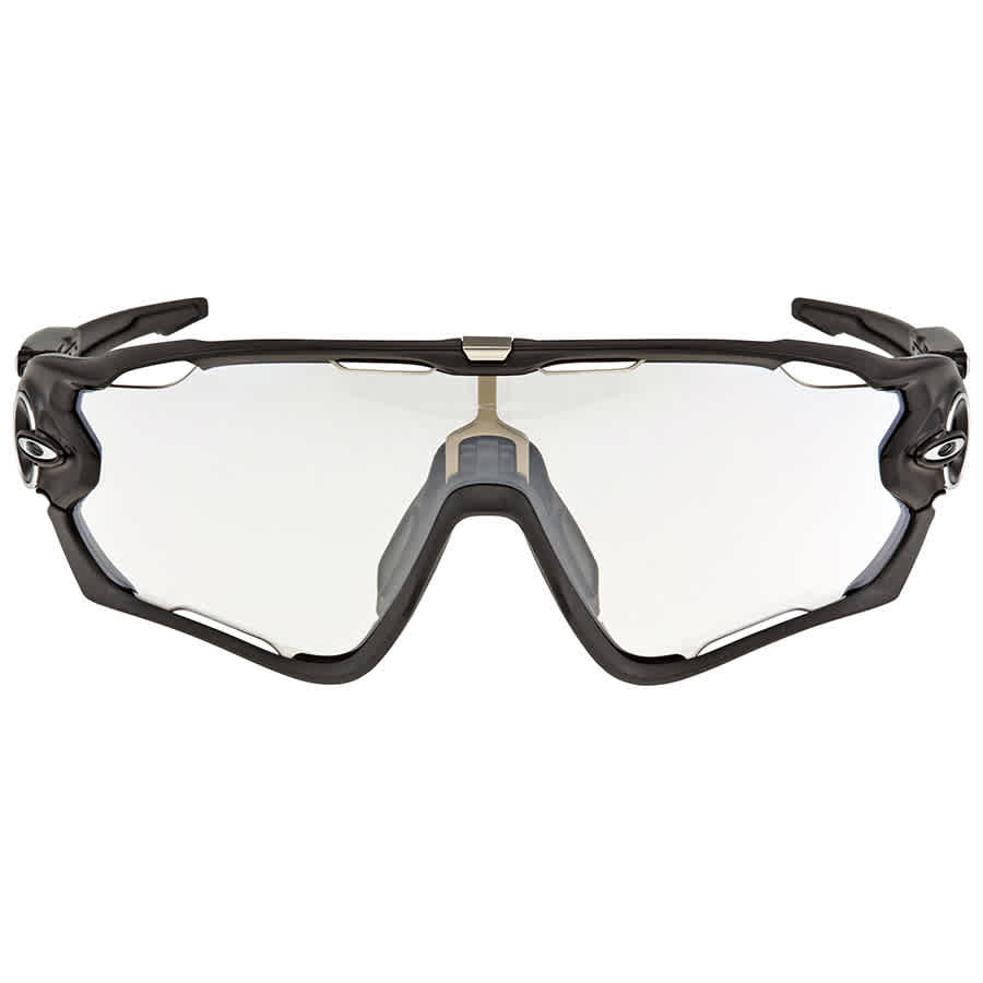 8b57566f155 Oakley Jawbreaker Clear Black Iridium Photochromic Activated Sport Men s  Sunglasses OO9290-929014-31