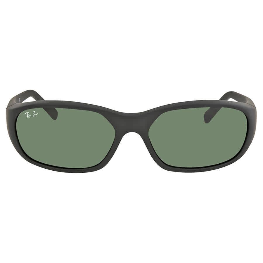 5a3c2286cf Ray-Ban Daddy-O II Classic Green Lens Sunglasses RB2016 W2578 59 ...