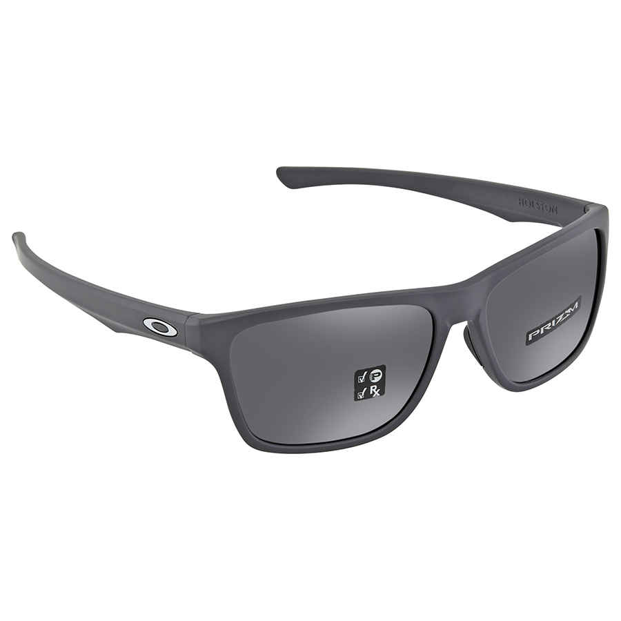 9d2b41c0283 Oakley Holston Prizm Black Rectangular Men s Sunglasses OO9334 933411 58