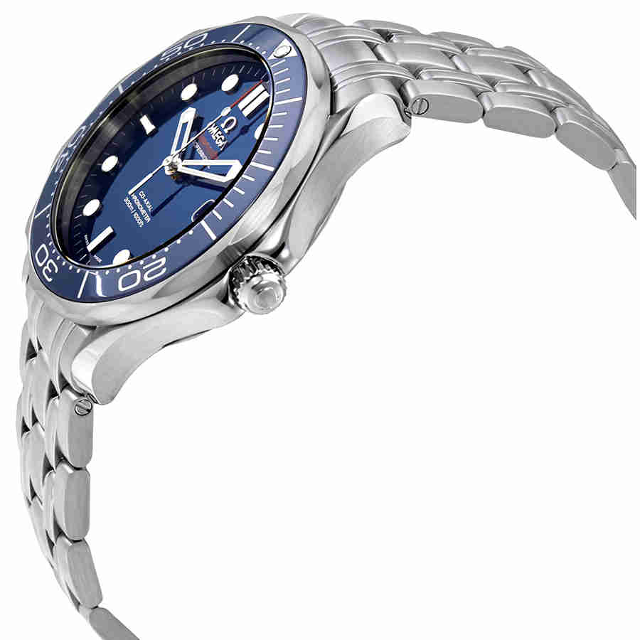 Omega-Seamaster-Automatic-Blue-Dial-Men-039-s-Watch-212-30-41-20-03-001