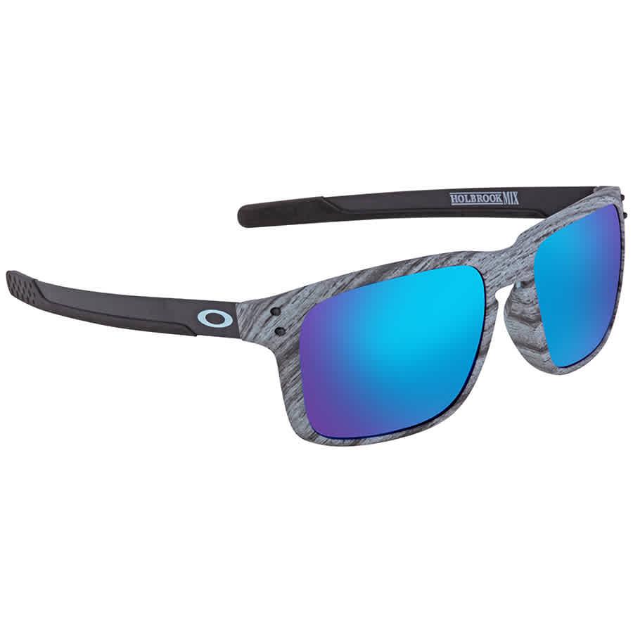 399e34c741 Oakley Holbrook Prizm Sapphire Rectangular Men s Sunglasses OO9384 938412 57