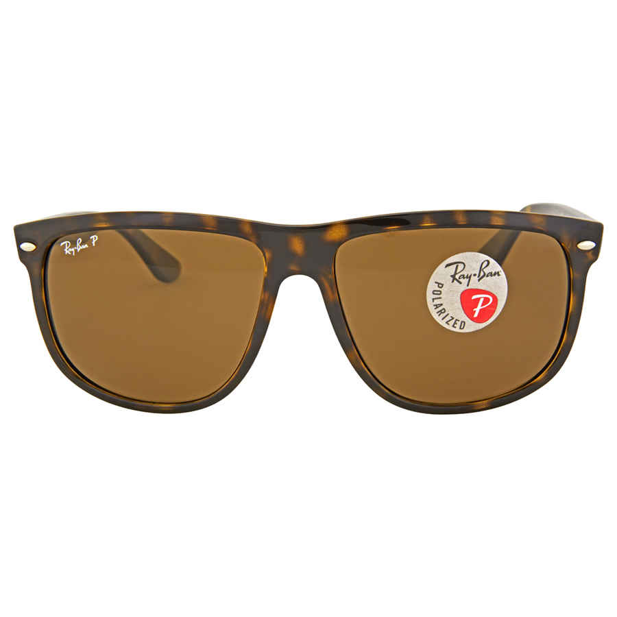 c808b1ecc0b Ray Ban RB4147 Polarized Brown Classic B-15 Sunglasses RB4147 710 57 ...