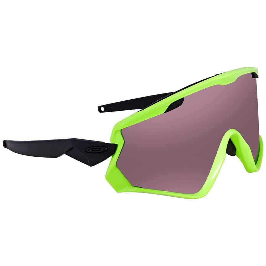 26e7a415c58 Oakley Wind Jacket 2.0 Prizm Snow Black Iridium Sport Men s Sunglasses  OO9418 941804 45