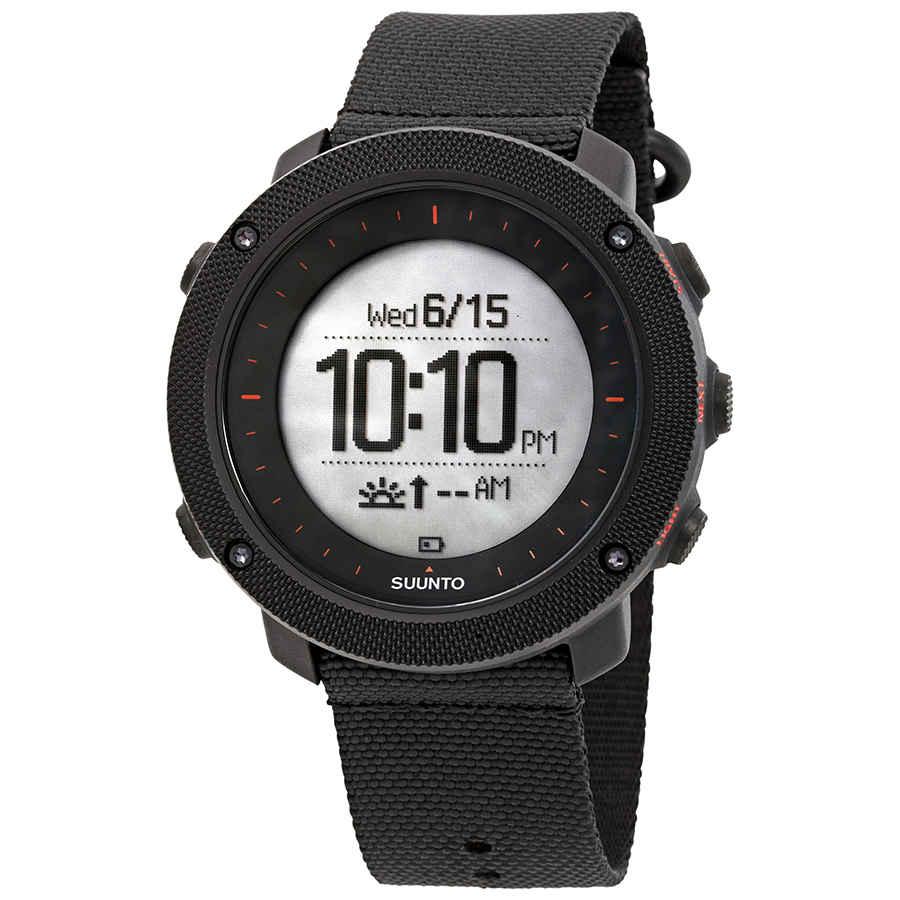 Suunto Traverse Alpha Multifunction Outdoor Watch SS023157000