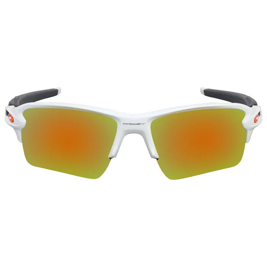 Oakley Flak 2.0 XL Fire Iridium Sunglasses OO9188-918819-59 ... 81291502a8f