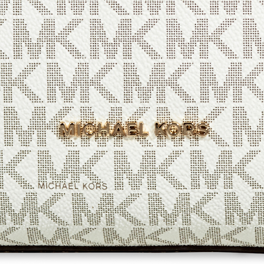 Michael-Kors-Crosby-Medium-Pebbled-Leather-Messenger-Bag-Choose-color miniatura 29