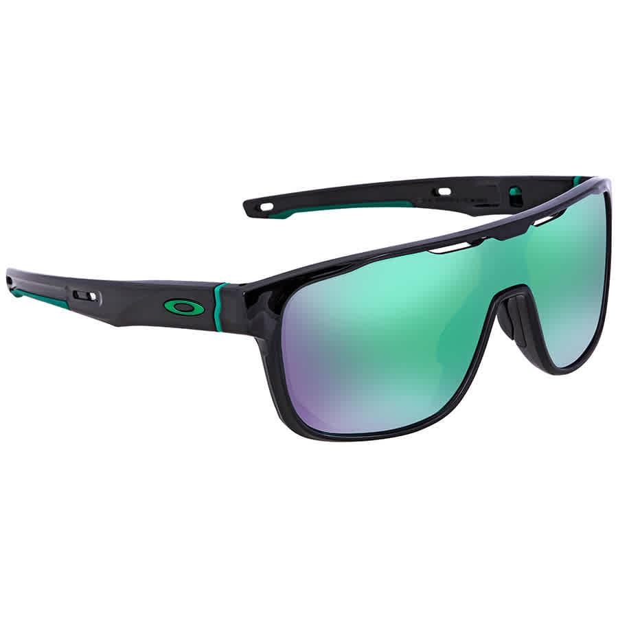 35fd3acbf1 Oakley Crossrange Shield Prizm Jade Sport Men s Sunglasses OO9387 938703 31