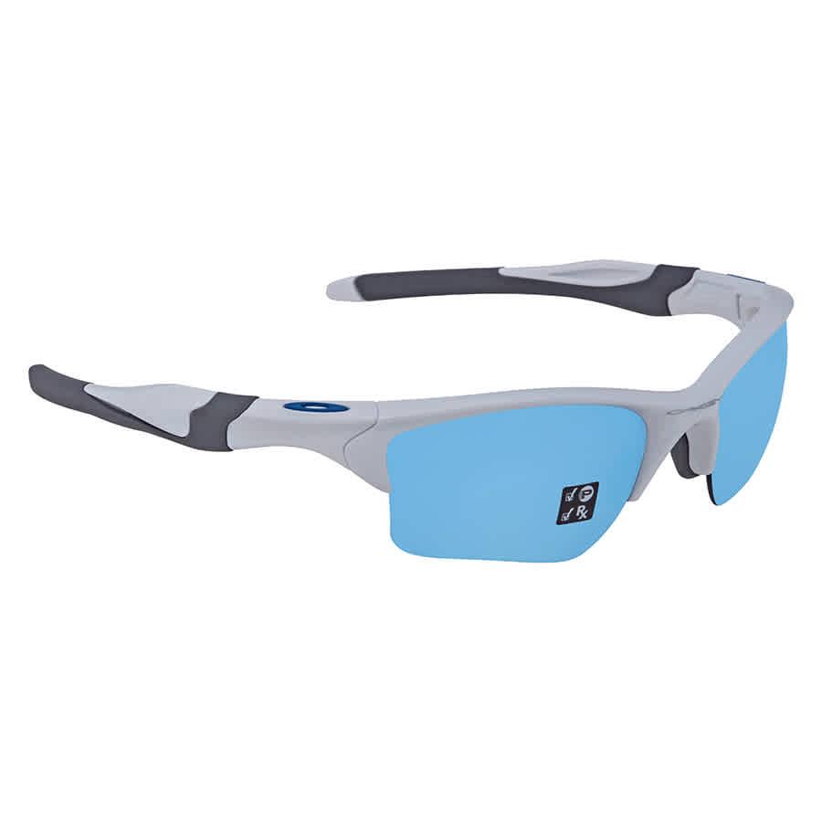 Oakley Half Jacket 2.0 XL Prizm Deep Water Rectangular Men's Sunglasses  OO9154 915458 62