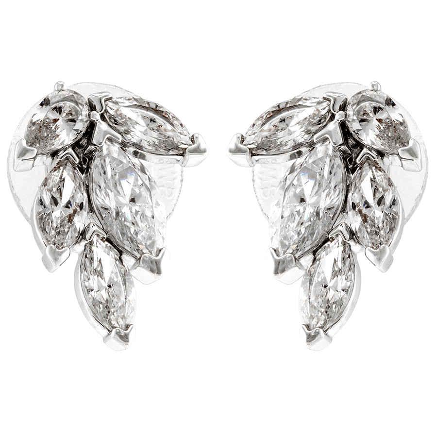 7e19af6d7a0f2a Swarovski Louison Stud Earrings 768549109096   eBay