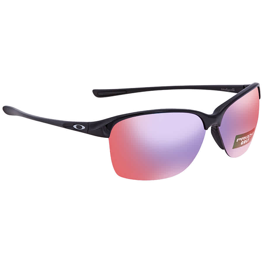 3c105871cbf Oakley Unstoppable Prizm Golf Rectangular Ladies Sunglasses OO9191-919115-65