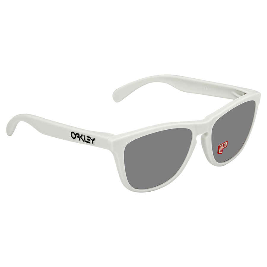 2df838e2ea061 Oakley Frogskins Black Iridium Polarized Sunglasses OO9013-901313-55 ...