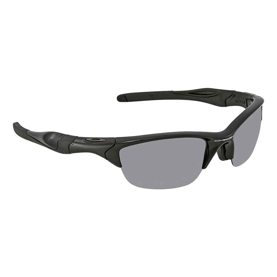 87083ab49 Oakley Half Jacket 2.0 (Asia Fit) Black Iridium Men's Sunglasses OO9153  915301 62