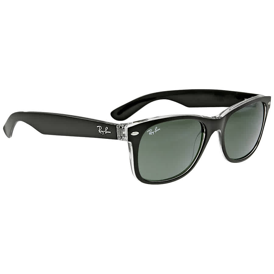 20cbf074136 Ray Ban New W-r Green Classic G-15 Sunglasses RB2132 6052 55 RB2132 ...