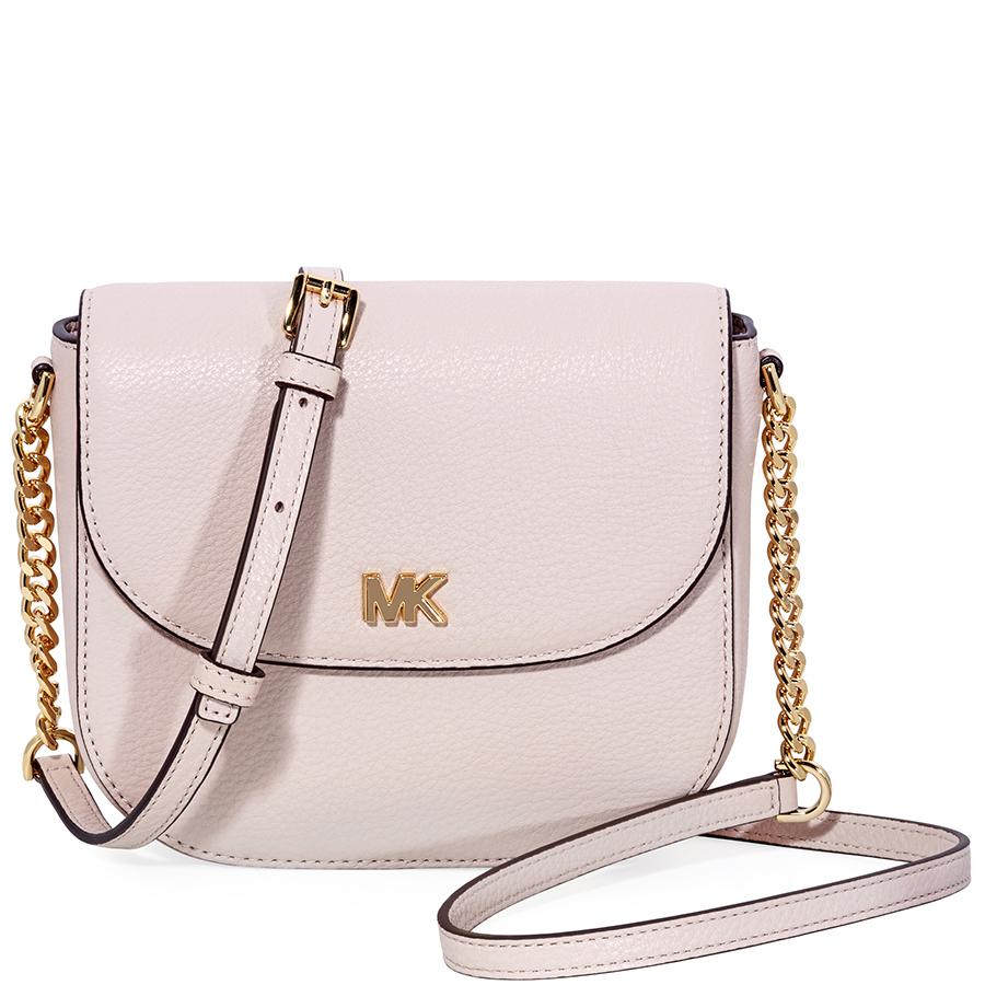 d0ddc6274909 Michael Kors Mott Crossbody Bag- Soft Pink 32S8GF5C0L-187 ...
