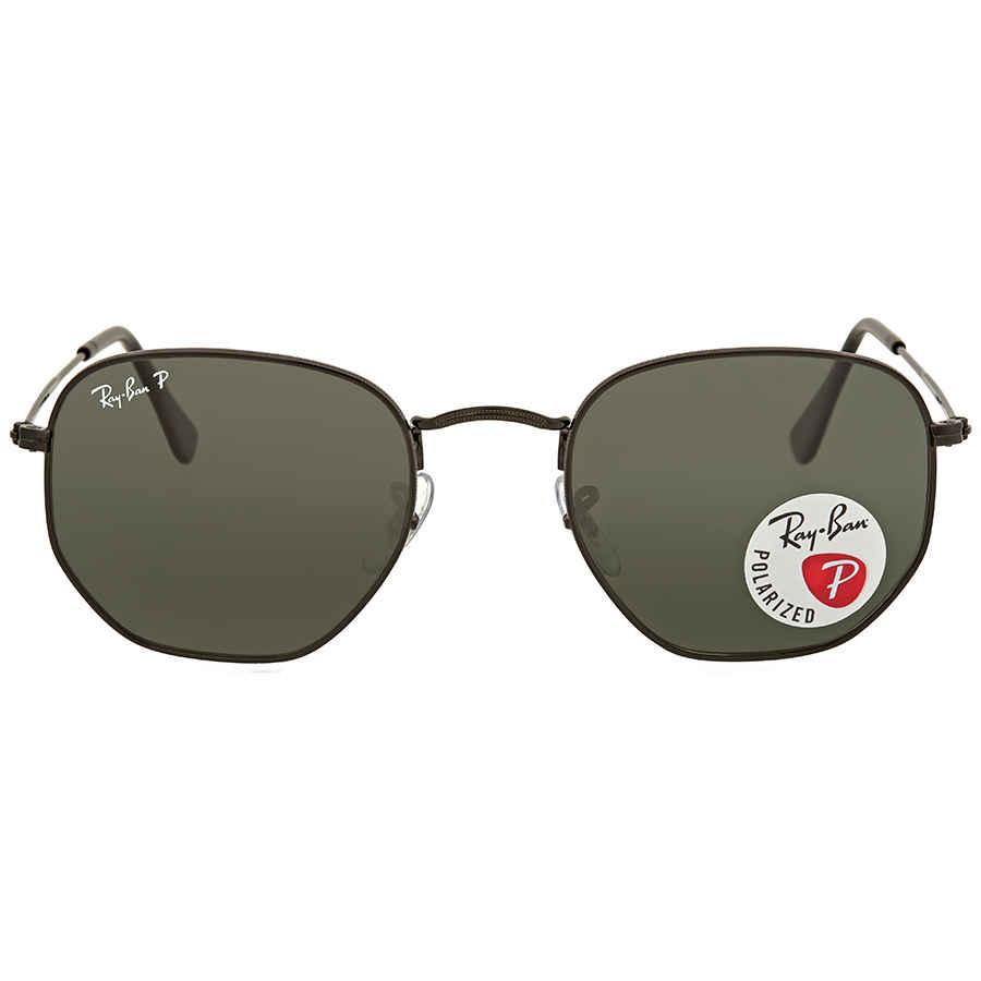 9f803492c3160 Ray Ban Polarized Green Classic G-15 Men s Sunglasses RB3548N 002 58 ...