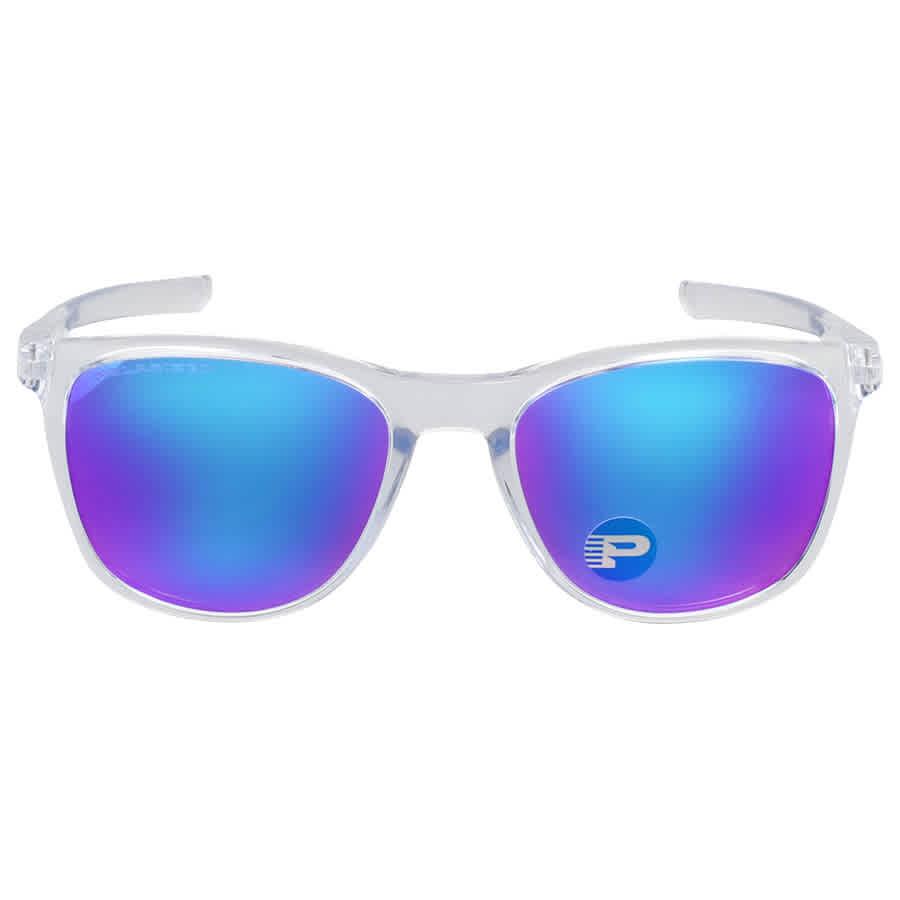 b34cbc0dbd Oakley Trillbe X Polarized Sapphire Iridium Sunglasses OO9340-934005 ...