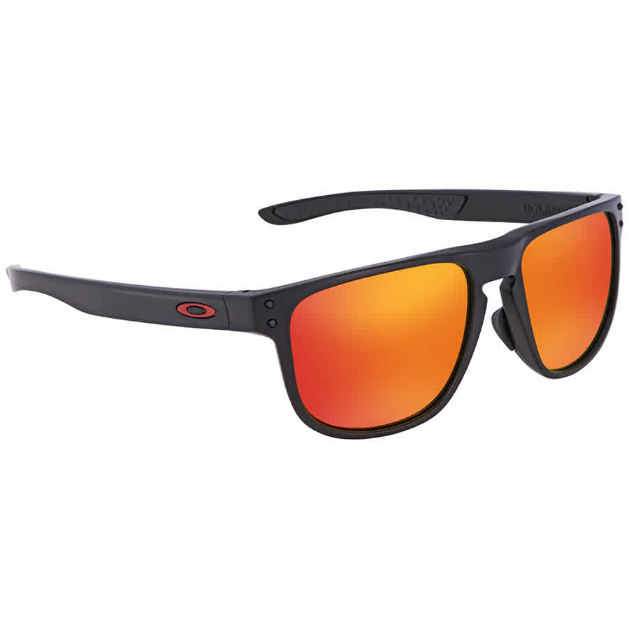 4084660686 Oakley Holbrook R (Asia Fit) Prizm Ruby Square Sunglasses OO9379 937903 55
