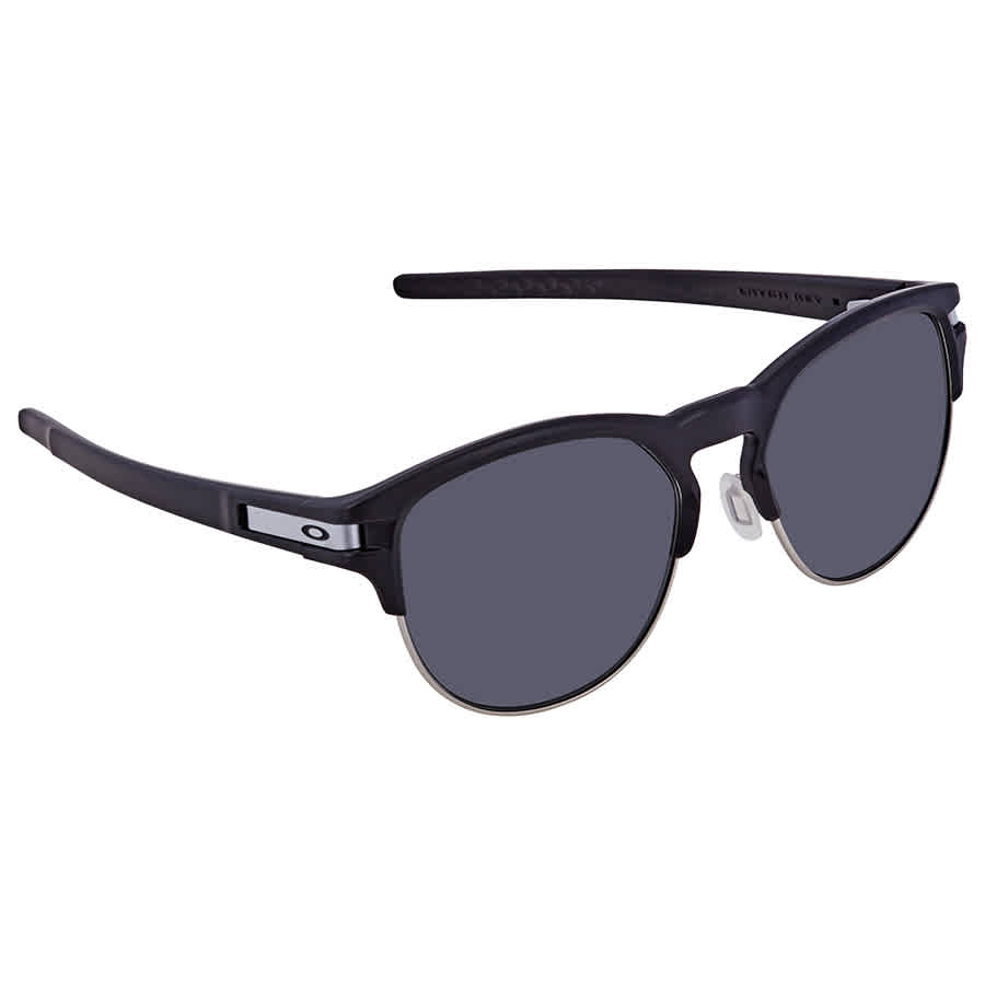 0e8cd3612c Oakley Latch Key Prizm Grey Round Men s Sunglasses OO9394 939401 55 ...