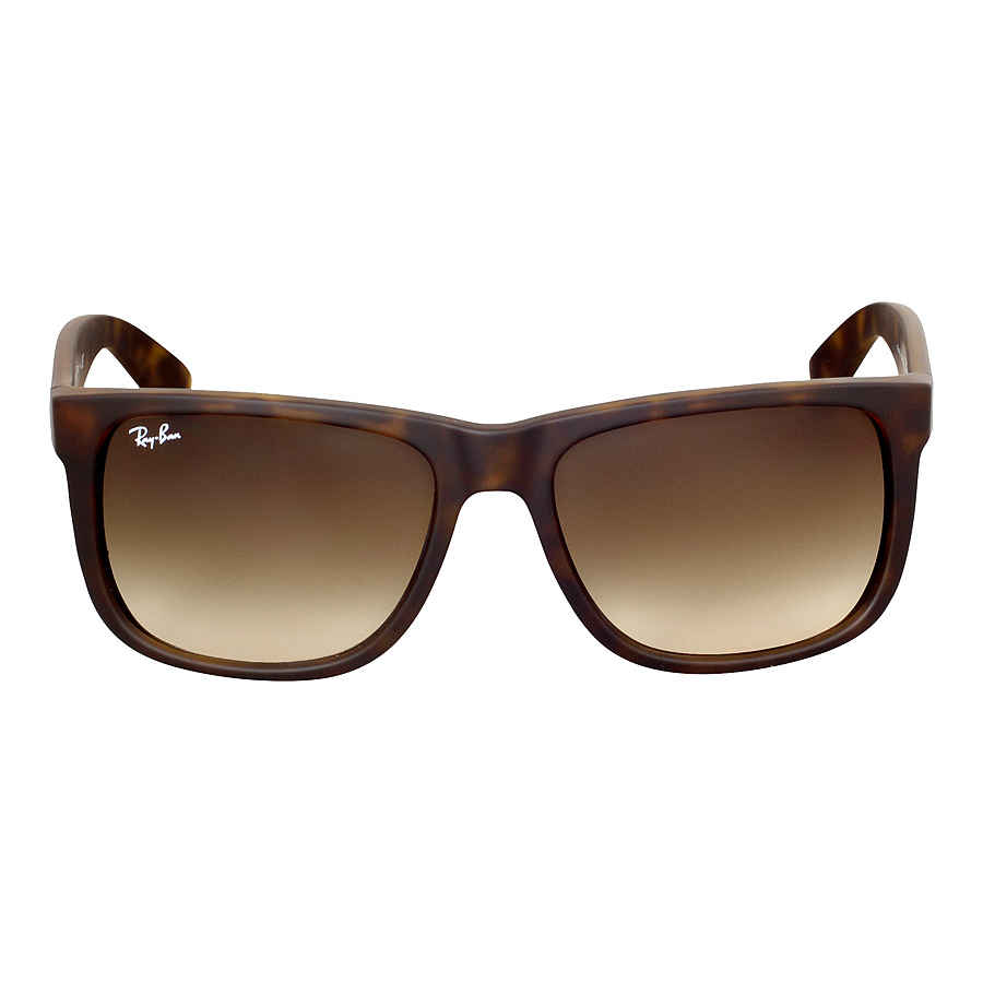 eb84d071050743 Ray-Ban Justin Classic Brown Gradient Sunglasses RB4165-710-13-55 ...