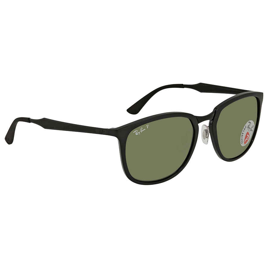 Ray Ban Polarized Green Classic G-15 Square Sunglasses RB4299 601 9A ... dcc945d4e9