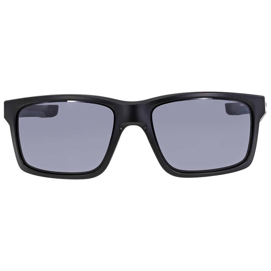 fd30029c88033 Oakley Mainlink Matte Black Square Sunglasses OO9264-926401-57