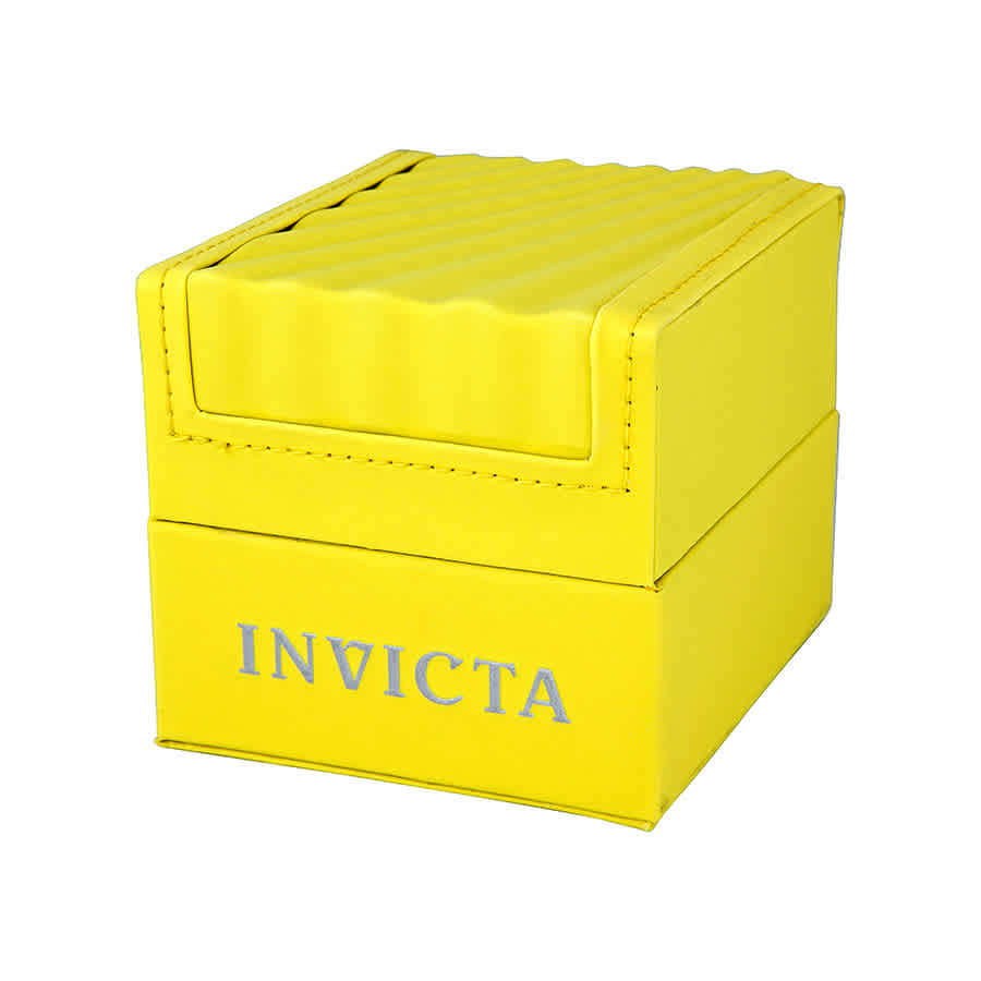 Invicta-Specialty-Mechanical-Skeleton-Men-039-s-Leather-Watch thumbnail 8