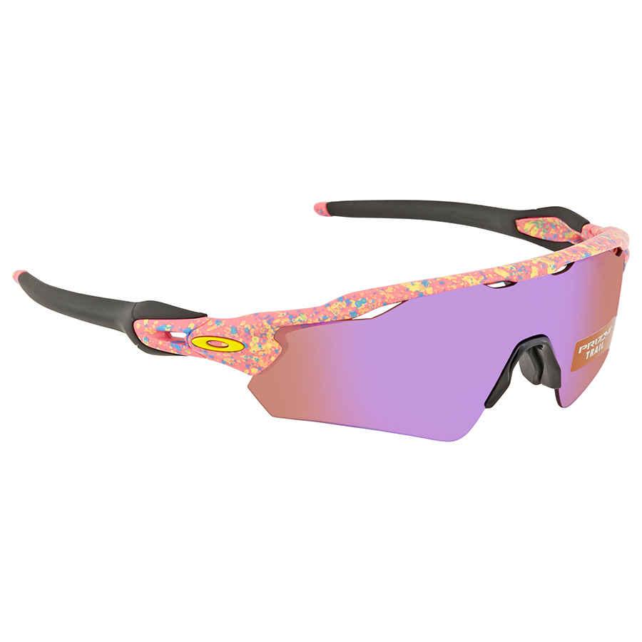 ec4dc4d149 Oakley Radar EV Path Prizm Trail Men s Neon Pink Sunglasses OO9275 927522 35