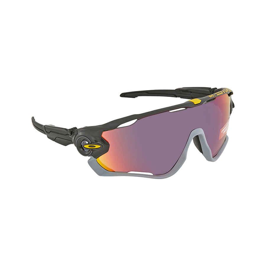 5383a2c2db3cf Oakley Jawbreaker Tour De France 2018 Edition Carbon Prizm Road Sport  Sunglasses OO9290 929035 31