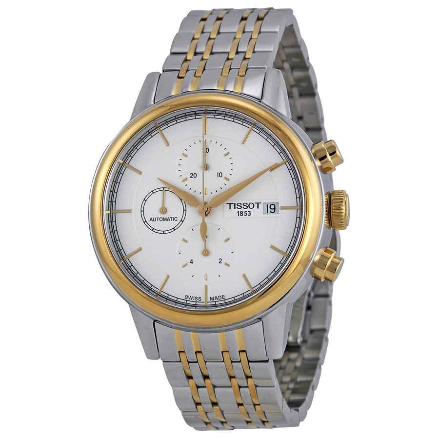 eab041865de Tissot Carson Automatic Chronograph Men's Watch T0854272201100 ...