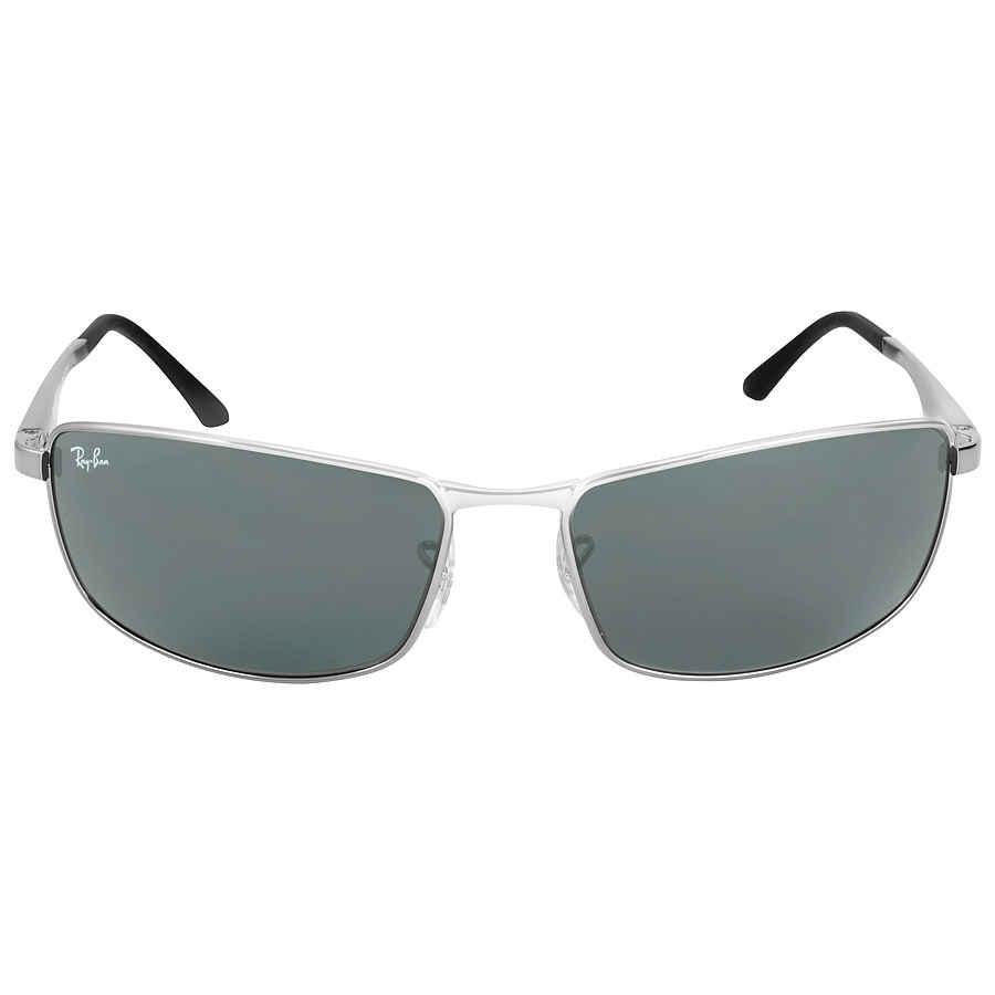 6e2137b76f Ray Ban Green Classic G-15 Men s Sunglasses RB3498 004 71 64-17 ...