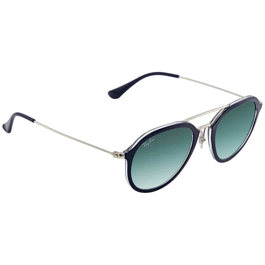 0295607a6f Ray Ban Green Gradient Aviator Sunglasses RB4253 60533A 50 RB4253 ...