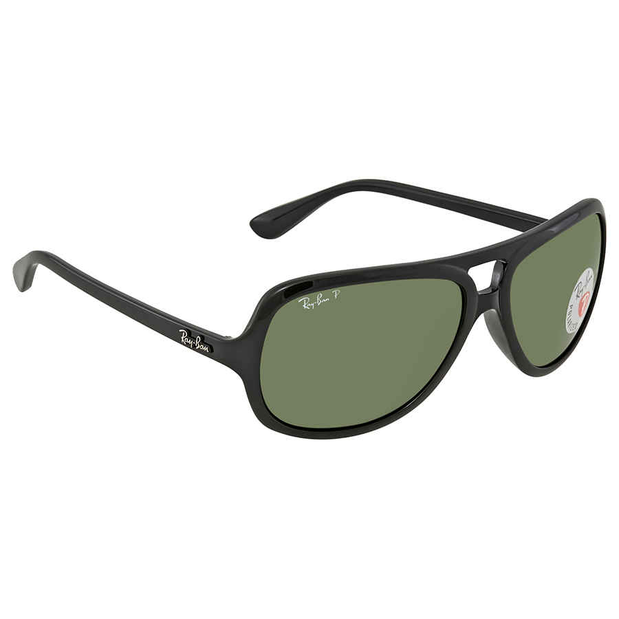 afd4d36275 Ray Ban Polarized Green Classic G-15 Aviator Sunglasses RB4162 601 2P 59