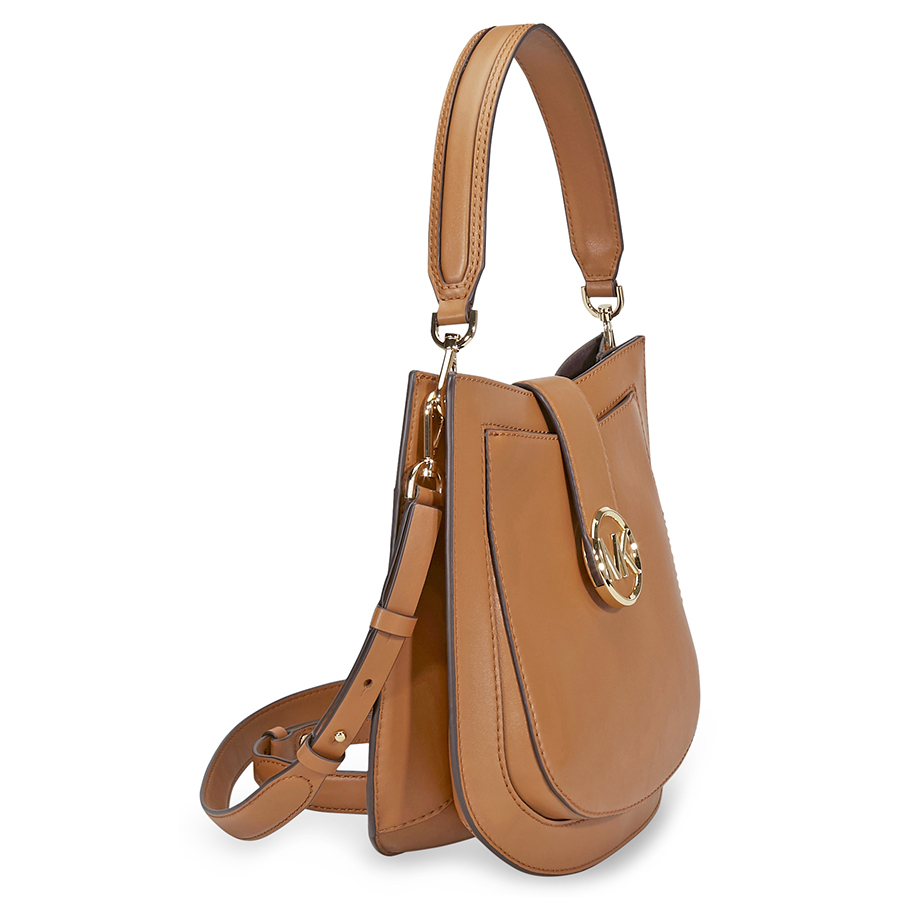 4b2358c4faac3e Michael Kors Lillie Medium Leather Shoulder Bag/crossbody Acorn. About this  product. Picture 1 of 7; Picture 2 of 7; Picture 3 of 7 ...