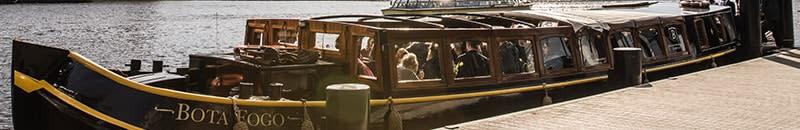 Boarding sail