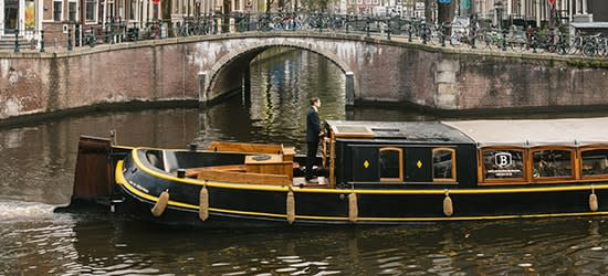Boat canal