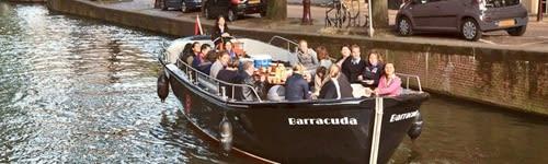 Pentecost weekend in amsterdam