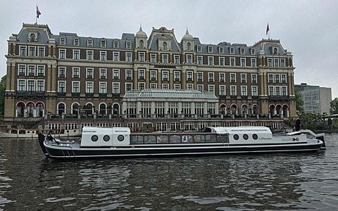 Trekschuit 't Smidtje Amsterdam