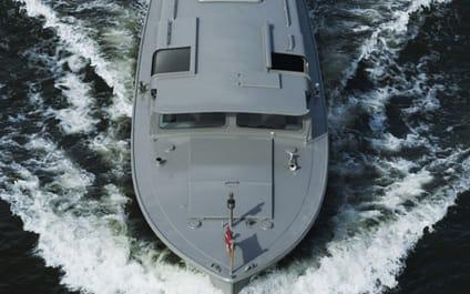 Canal boat Raw Ferry Amsterdam