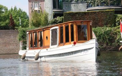 Salonboot De Liefde Amsterdam