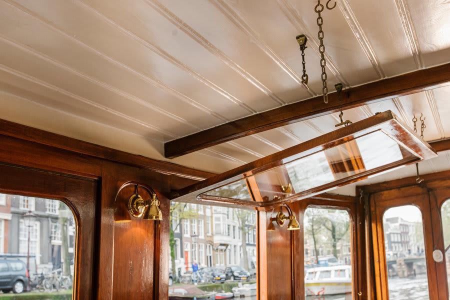 Salonboot Ondine