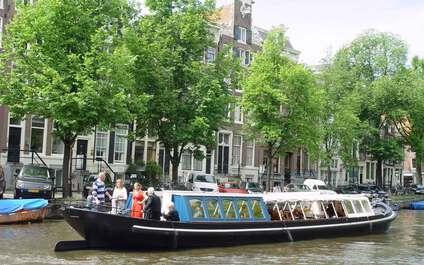 Trekschuit Hildebrand Amsterdam