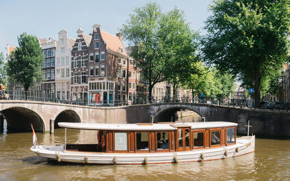 Salonboot Ondine Amsterdam