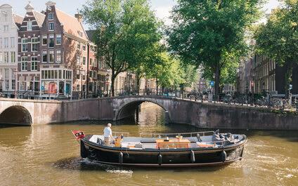 Sloep Barracuda Amsterdam