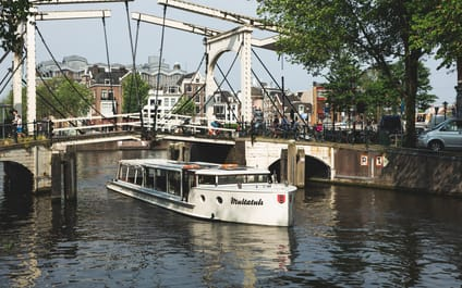 City tender Multatuli Amsterdam