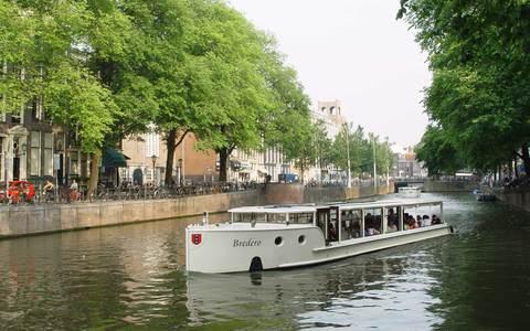 City tender Bredero Amsterdam