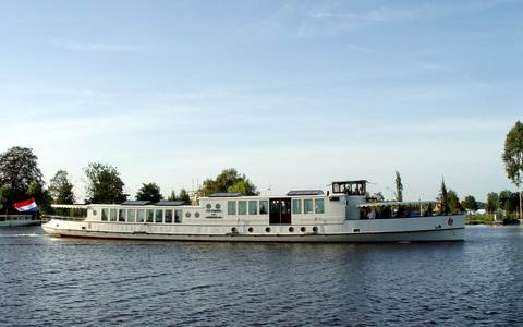 IJ boot Wapen van Amsterdam Amsterdam